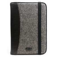JAVOedge Tweed Folio Case for the Barnes & Noble Nook HD 7 (Brown)
