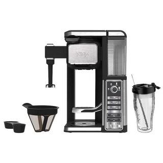 Ninja CF1100A Single-Serve Coffee Bar System w/ Tumbler (Certified Refurbished)