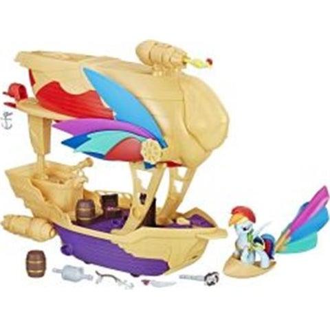 Hasbro HSBC1059 My Little Pony Soaring Swashbuckler Airship Toys
