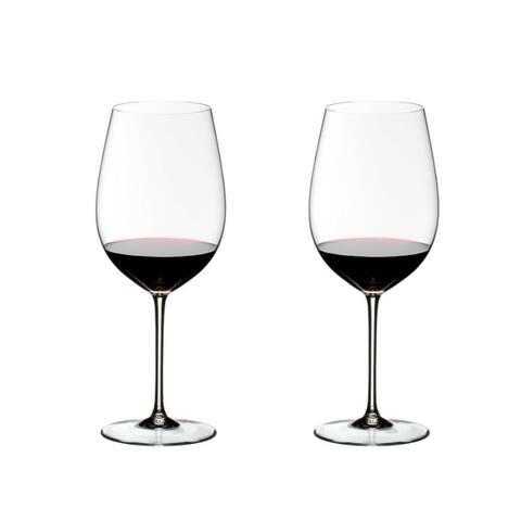 Riedel Sommeliers Bordeaux Grand Cru Wine Glass (2-Piece Set)
