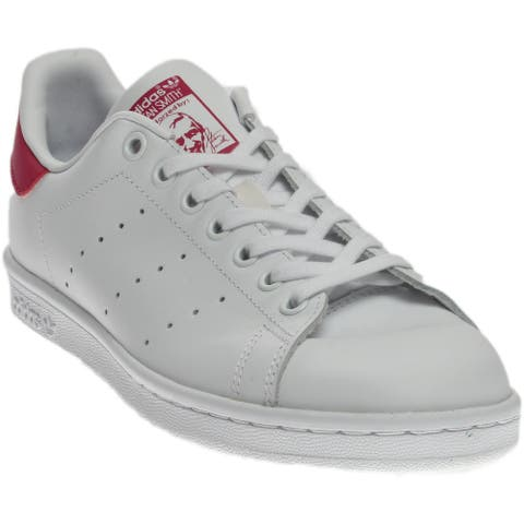 adidas Stan Smith Kids Girls Sneakers Shoes Casual - White