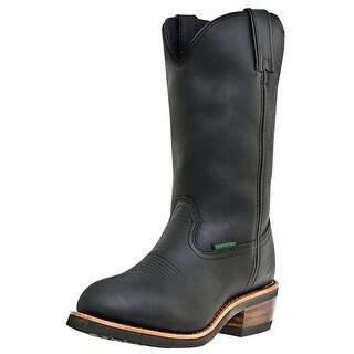 Dan Post Work Boots Mens Albuquerque Waterproof Black DP69680