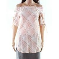 Lauren By Ralph Lauren Women's Off-Shoulder Blouse