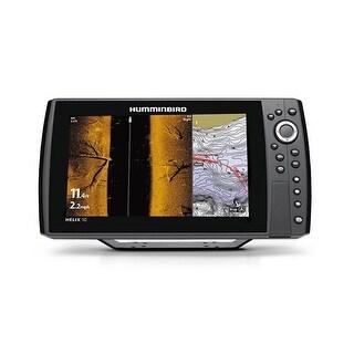 Humminbird Helix 10 Chirp Mega SI/GPS G2N Combo 410120-1 Helix 10 Chirp Mega SI/GPS G2N Combo