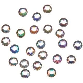 Sticky-Back Rhinestones 5mm 200/Pkg-Crystal AB