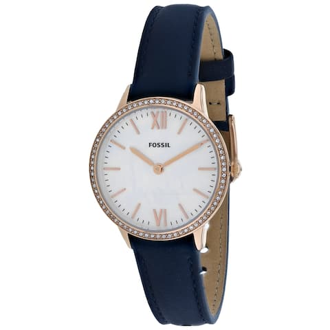 Fossil Women's Addison MOP Dial Watch - FS5569 - One Size