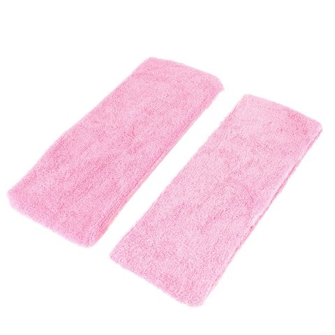 2Pcs Elastic Terrycloth Athletic Head Sweat Band Headband Sweatband For Girls Ladies