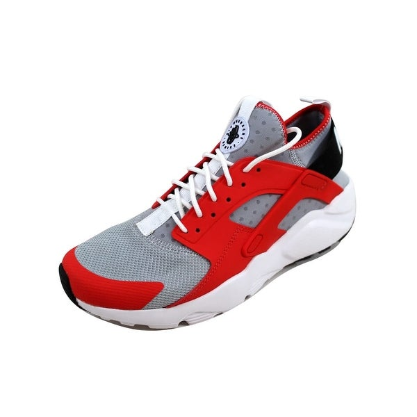 50cdb45494c3a Nike Men  x27 s Air Huarache Run Ultra Max Orange Black-Wolf. Click to Zoom