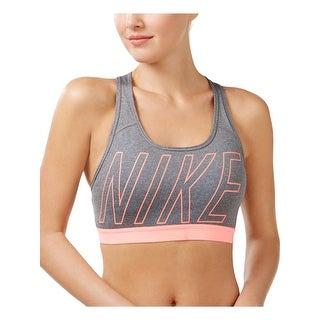 Nike Womens Sports Bra Logo Racerback