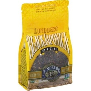 Lundberg Family Farms - Black Japonica Rice Blend ( 6 - 16 oz bags)