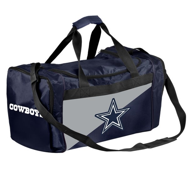 f0266b701815 Shop Forever Collectibles Licensed NFL Two Tone Duffle Bags for Dallas  Cowboys - Free Shipping On Orders Over $45 - Overstock - 23610568