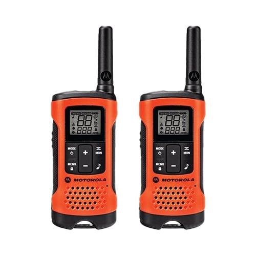 Motorola Sportsman Edition T265 2Way Radios (2-Pack) T265 Sportsman Edition 2-Way Radios
