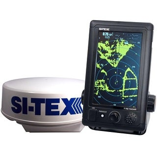 """Sitex T-761 7"""" Touch Screen Radar System W/ 4Kw 24"""" Dome - T-761"""