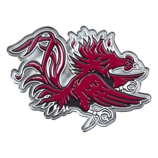 South Carolina Gamecocks Auto Emblem Color Alternate Logo