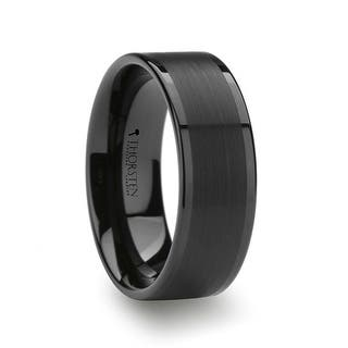 Tungsten Mens Wedding Bands Groom Rings For Less