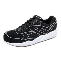 Puma Men's Trinomic R698 x ICNY Black/White 358561 01 Size 11