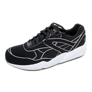 ea4de5c941a Puma Men s Trinomic R698 x ICNY Black White 358561 01 Size 11
