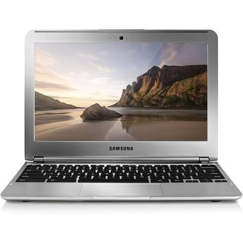Samsung XE303C12 XE303C12-A01US 11.6-in Refurb Laptop - Samsung Exynos 5 1.60 GHz 2GB 16GB SSD Chrome OS - Bluetooth, Webcam