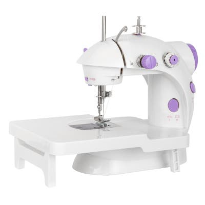 Portable Electric Small Sewing Machine with Extension Table