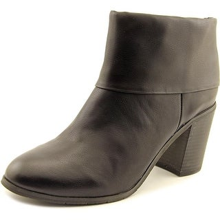 BC Footwear Band   Round Toe Synthetic  Ankle Boot