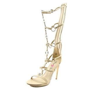 Penny Loves Kenny Merino Open Toe Synthetic Gladiator Sandal