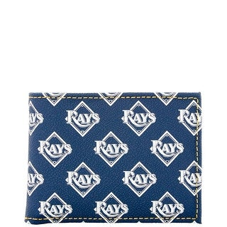 Dooney & Bourke MLB Rays Credit Card Billfold (Introduced by Dooney & Bourke at $68 in Jul 2015)