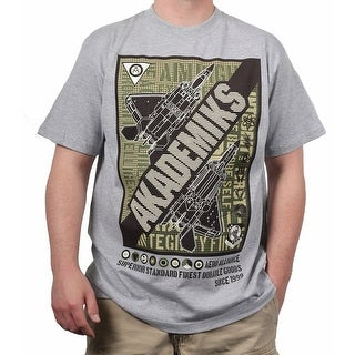 "Akademiks Men's ""Full Metal"" Tee Shirt"
