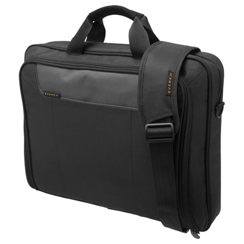 """""""Everki EKB407NCH Everki EKB407NCH Carrying Case (Briefcase) for 16"""" Notebook - Charcoal - Polyester"""""""