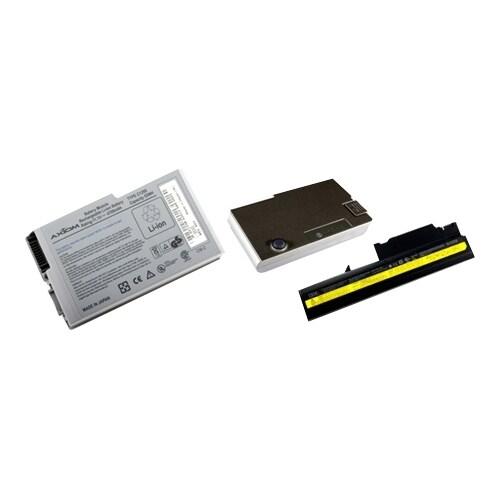 Axion 312-0748-AX Axiom Lithium Ion Notebook Battery - Lithium Ion (Li-Ion)