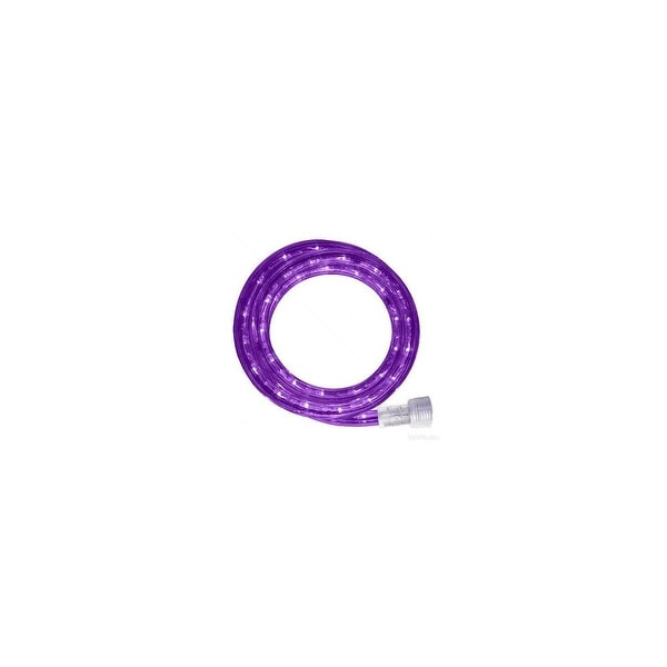 Christmas at Winterland C-ROPE-LED-PU-1-10-18 Holiday 18 Foot LED Rope Light - PURPLE - N/A