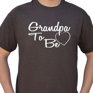 Grandpa To Be Men's T-Shirt