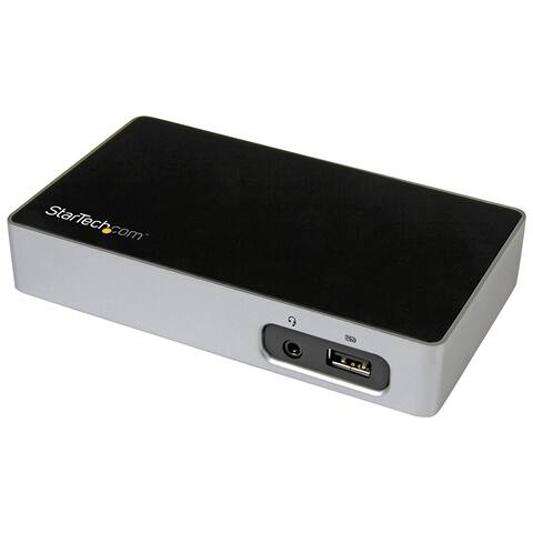 StarTech USB3VDOCKH StarTech.com HDMI Docking Station for Laptops - USB 3.0 - Universal Laptop Docking Station - HDMI Laptop