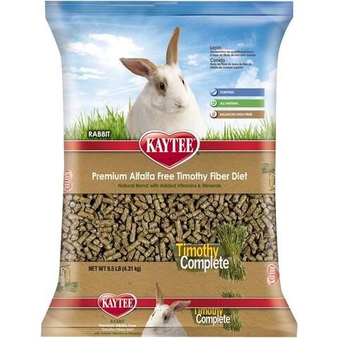 Kaytee Timothy Complete Rabbit 9.5lb