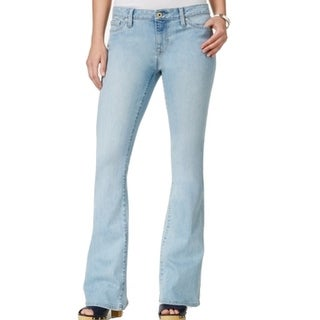 Tommy Hilfiger NEW Light Blue Women's Size 14X32 Flare Seamed Jeans