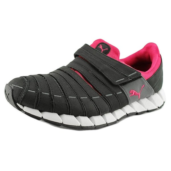 Puma Osu NM Women Black-Darkshadow-Cerise Running Shoes