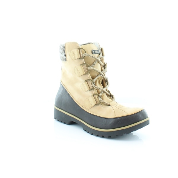 JBU Mendoza Knit Women's Boots Tan