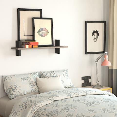 Wigo Modern Wall Shelf