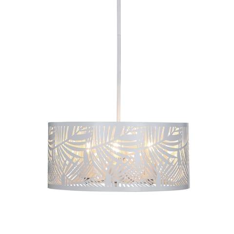 Uttermost Palmier 3-Light Outdoor Pendant