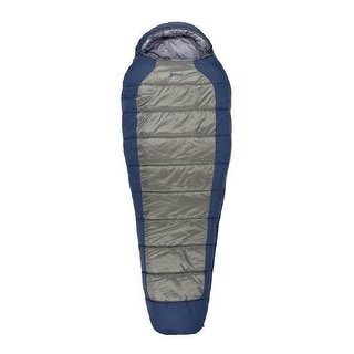 Chinook Everest Ice II Synthetic Mummy Sleeping Bag -22°F / -30°C Winter Camping