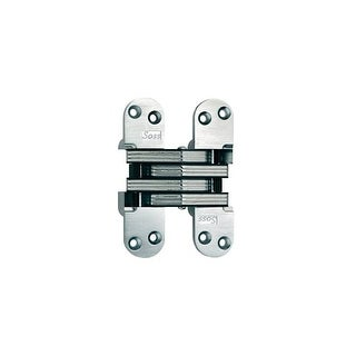 "Soss 220 5-1/2"" High Invisible Hinge for Heavy Duty"