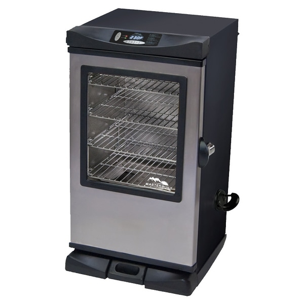Shop Masterbuilt 20075315 Front Controller Smoker With