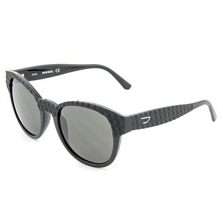 Diesel DL0045 Women Black Sunglasses