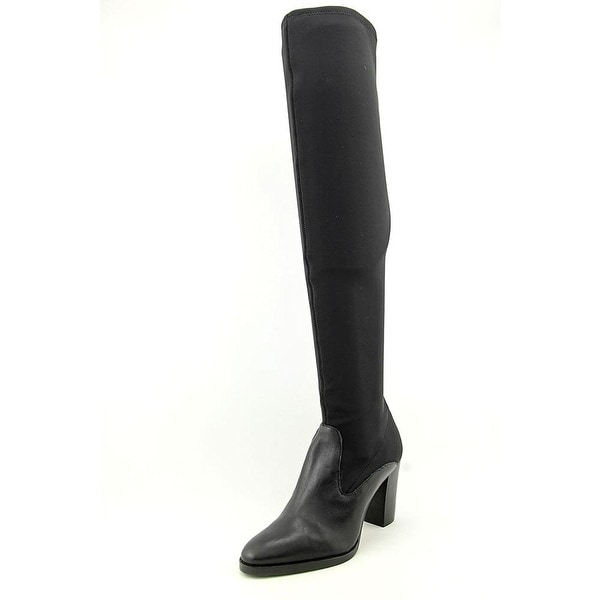 Donald J Pliner Joan 43 Leather Over the Knee Boot - 6