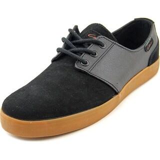 Circa Crip Round Toe Suede Skate Shoe