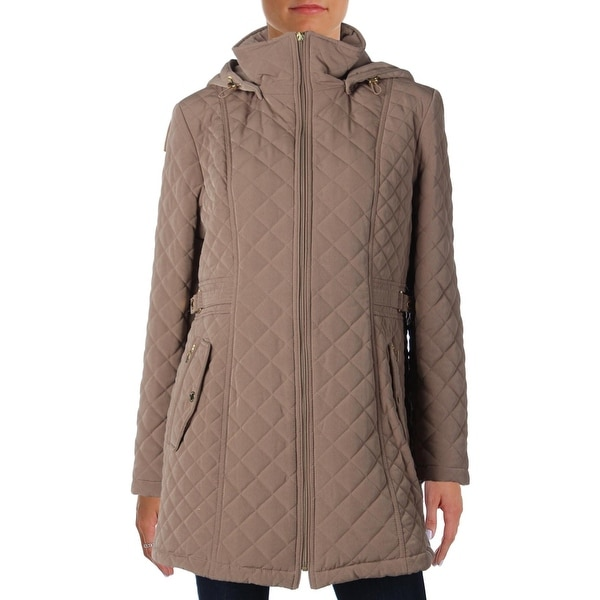 698b150e800f Shop Gallery Womens Quilted Coat Winter Long - L - Ships To Canada ...