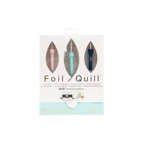 660579 we r memory foil quill starter kit