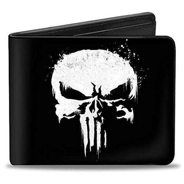 Buckle-Down Bifold Wallet The Punisher
