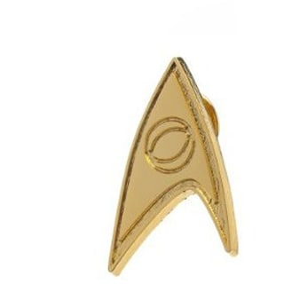 Star Trek Lapel Pin Science