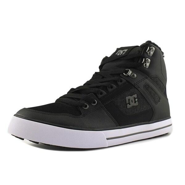 DC Shoes Spartan High WC WNT Black/Armor Skateboarding Shoes