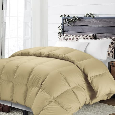 NTBAY Super Soft Luxury All Season Solid Color Twin&Queen&King Down Alternative Comforter Hypoallergenic Microfiber Duvet Insert